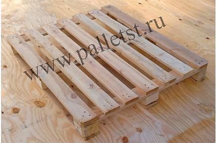 Поддон деревянный новый 1200х1200 2 сорт строганный