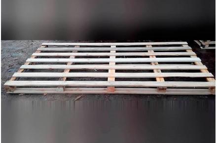 Поддон деревянный новый 3000х1500 1 сорт строганный