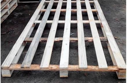 Поддон деревянный новый 3000х1500 1 сорт не строганный