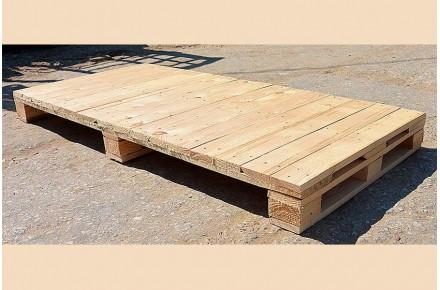 Поддон деревянный новый 825х1700 высший сорт