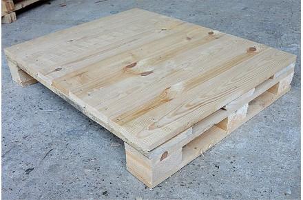 Поддон деревянный новый 855х900 высший сорт