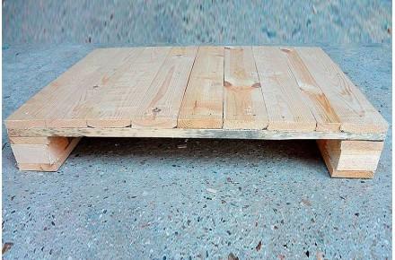 Поддон деревянный новый 855х900 2 сорт не строганный