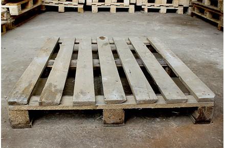 Аренда деревянного Европоддона БУ 1200х1000мм г/п 1500кг 2 сорт