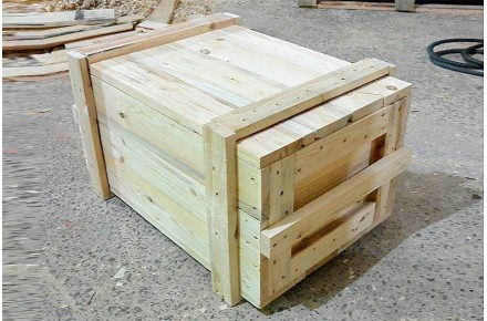 Ящик дощатый. Артикул ЯД0012