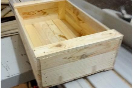 Ящик дощатый для овощей и фруктов Артикул ЯД0007
