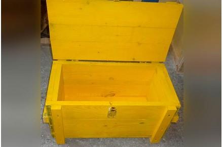 Ящик дощатый, окрашенный Артикул ЯД0006