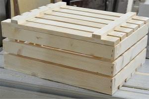 Ящик дощатый реечный Арт ЯО0002-1