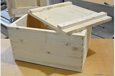 Ящик дощатый Артикул ЯД0001-1