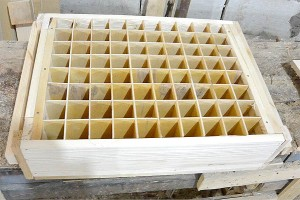 Ящик с ячейками Артикул ЯД0003