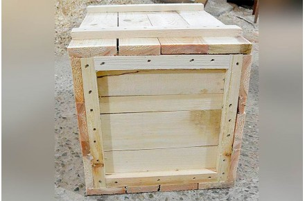 Ящик дощатый Артикул ЯД0002-2