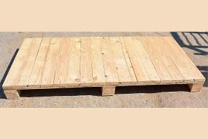 Поддон деревянный новый 825х1700 2 сорт строганный