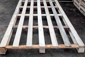 Поддон деревянный новый 3000х1500 2 сорт не строганный