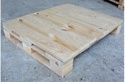 Поддон деревянный новый 855х900 1 сорт строганный