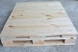 Поддон деревянный новый 855х900 1 сорт не строганный