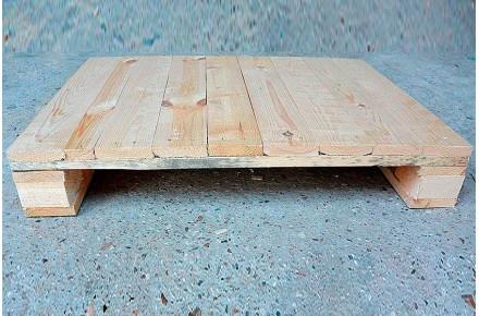 Поддон деревянный новый 855х900 2 сорт строганный