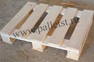 Поддон деревянный новый 600х800 высший сорт