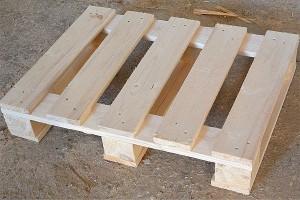 Поддон деревянный новый 600х800 1 сорт не строганный
