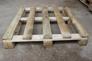 Поддон деревянный БУ 1200х800мм г/п 800кг 1 сорт