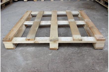 Поддон деревянный БУ 1200х1000мм г/п 800кг
