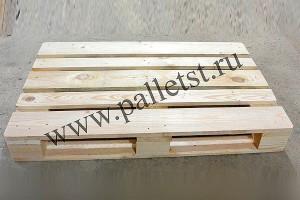 Евпроподдон деревянный новый 1200х800 2 сорт не строганный