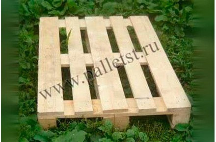 Евпроподдон деревянный новый 1200х800 высший сорт