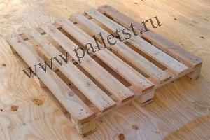 Поддон деревянный новый 1200х1000 2 сорт строганный