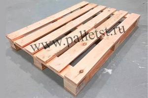 Поддон деревянный новый 1200х1000 высший сорт