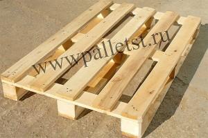 Поддон деревянный новый 1200Х800 высший сорт