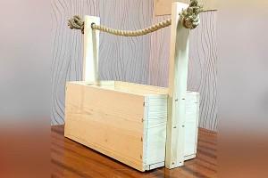 Ящик для цветов Артикул ЯЦ0001