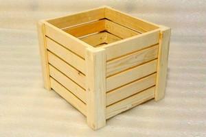 Ящик для цветов Артикул ЯЦ0002